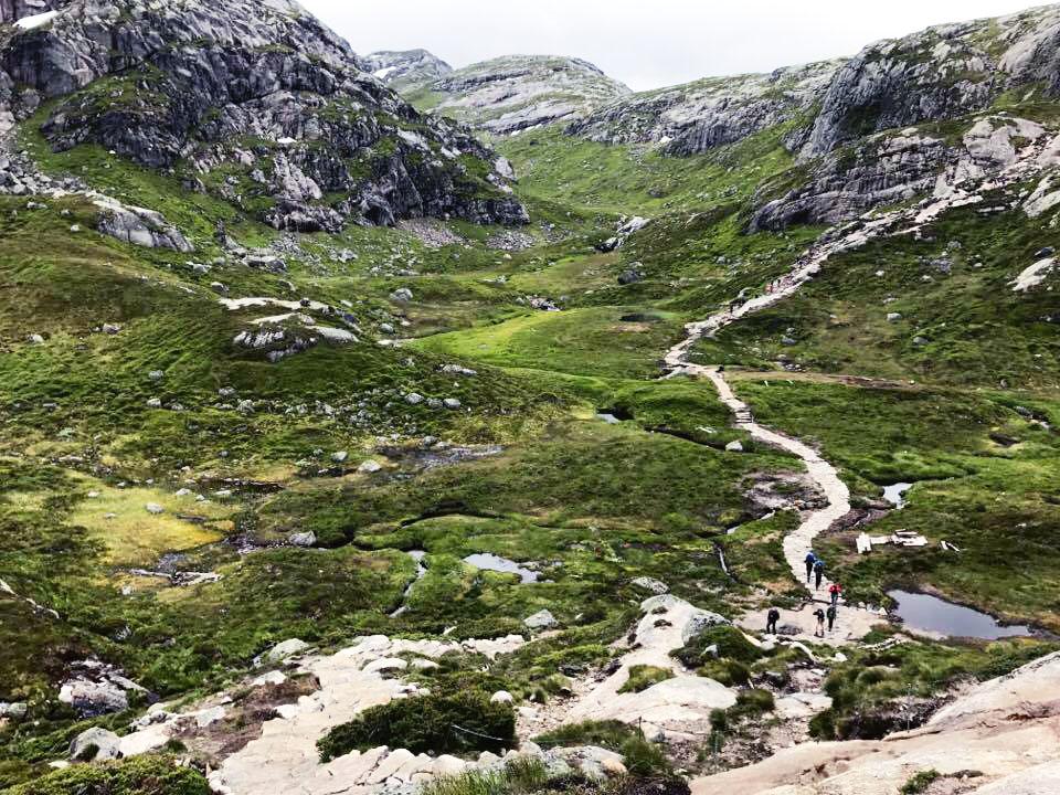 Road Trip Norvège