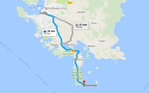 Road Trip Croatie Kamenjak