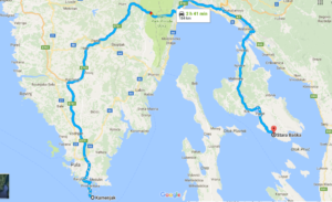 Road Trip Croatie Krk