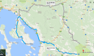 Road Trip Croatie Plitvice