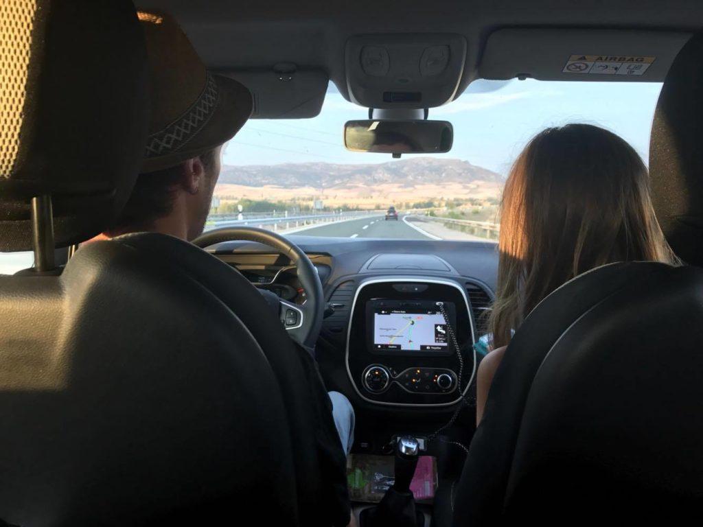 Road Trip espagne