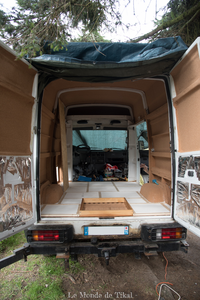 Aménagement Iveco Daily 4x4