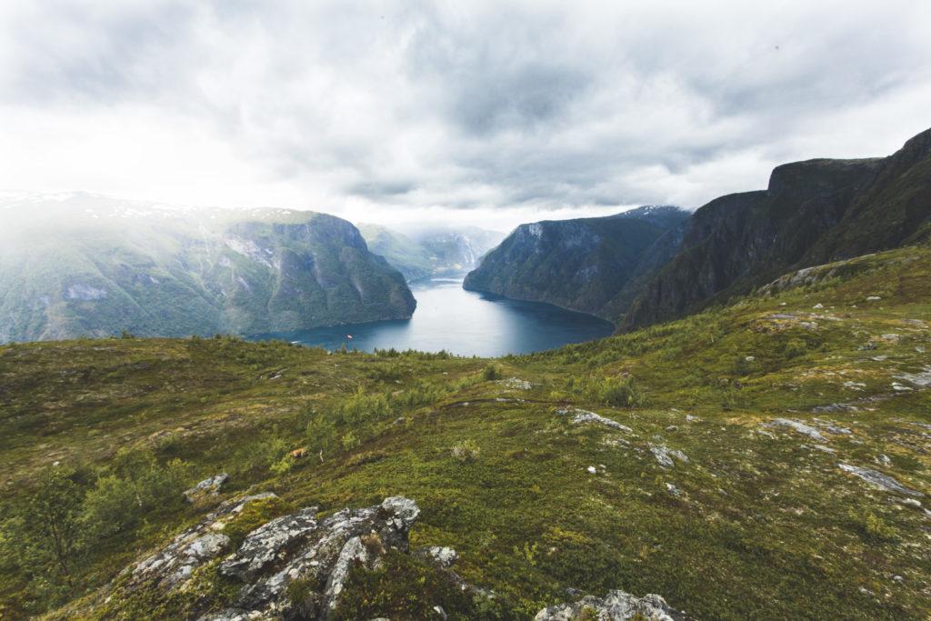 Spot de rêve Norvège
