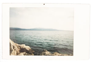 Polaroid Croatie