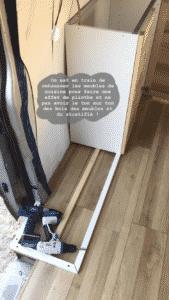 Aménager son fourgon - en direct du chantier