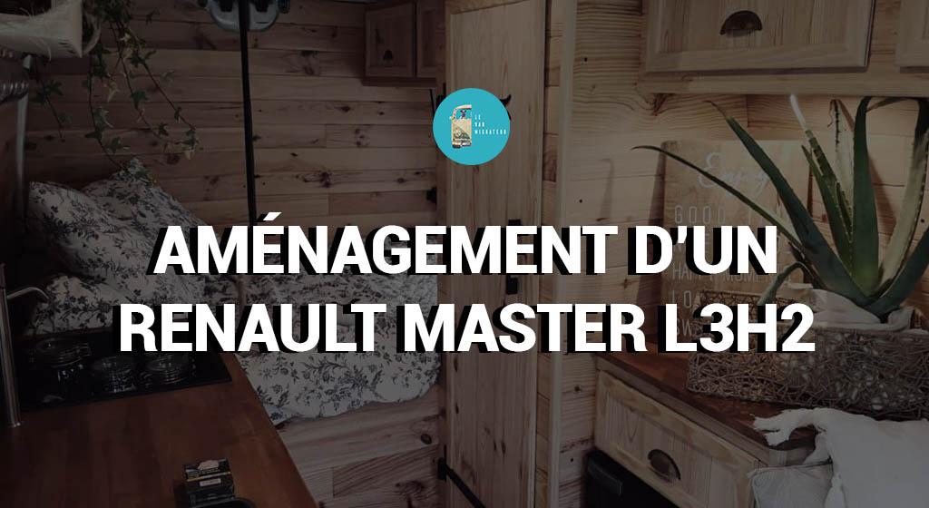 Aménagement Renault Master